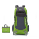 custom fashion waterproof foldable nylon outdoor hiking backpack