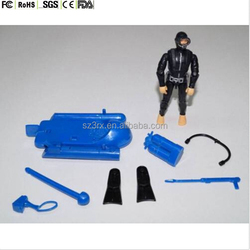 Make Your Own Design Vintage Style Action Sailer V1 100% Complete 1994 Gi Joe Vintage Action Figure