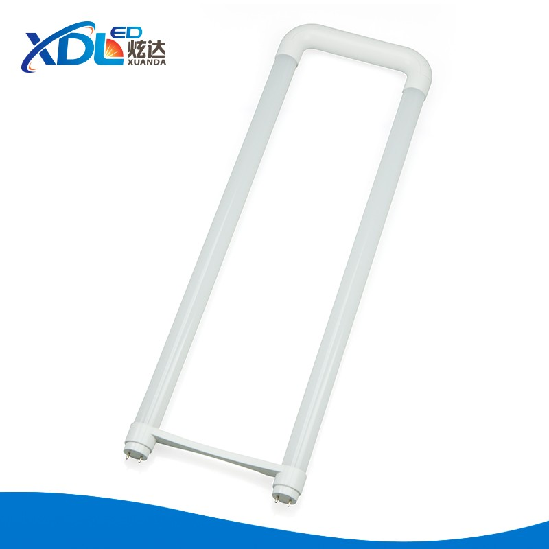 XD LED new design U shaped t8 led tube 18w with UL approved