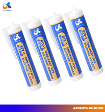 White One part RTV Thermally Conductive Adhesive Silica Gel for LED lighting