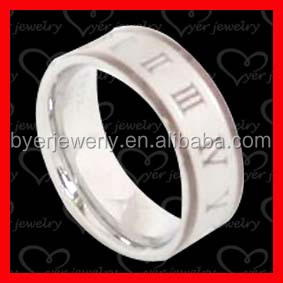 the bulk sale stainless steel rings wholesale jewelry with words engraved