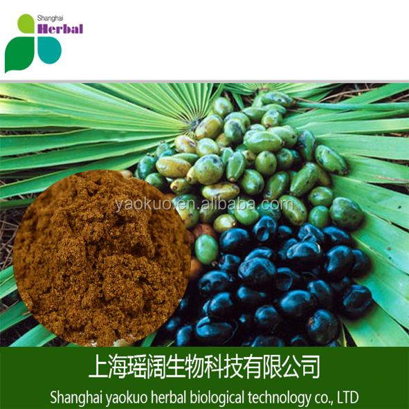 Top quality&100% natura saw palmetto fruit extract