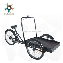 High quality 3 wheels Truck/Cargo bike adult for sale/single speed cargo tricycle used for carring goods/C-UB9027PB