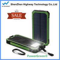 wholesale best sun solar power battery charger for cellphone for traveling camping hiking