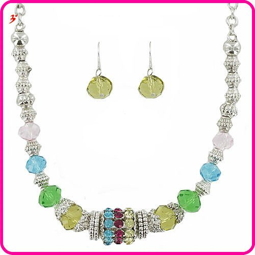 Indian Bridal wedding jewelry set (A108237)