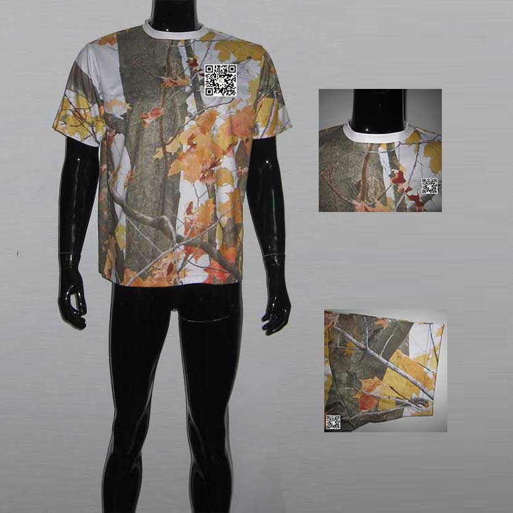 Custom Dry Fit 100% Polyester Men All Over Sublimation Printing Sport T Shirt
