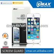 Cheap Peice For magnetic screen protector iphone,iPhone 5s screen protector oem/odm (High Clear)