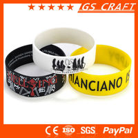 Popular ink on printing power core balance bracelet