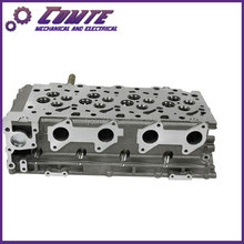 Auto parts D4CB engine cylinder head for Hyundai H1/H200 Starex Porter