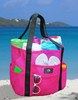 Rubber Beach Bag , Beach Bag With Flip Flops