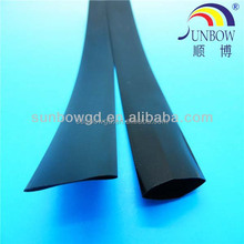 SUNBOW Hard plastic extrusion insulation heat shrink PVC tubing