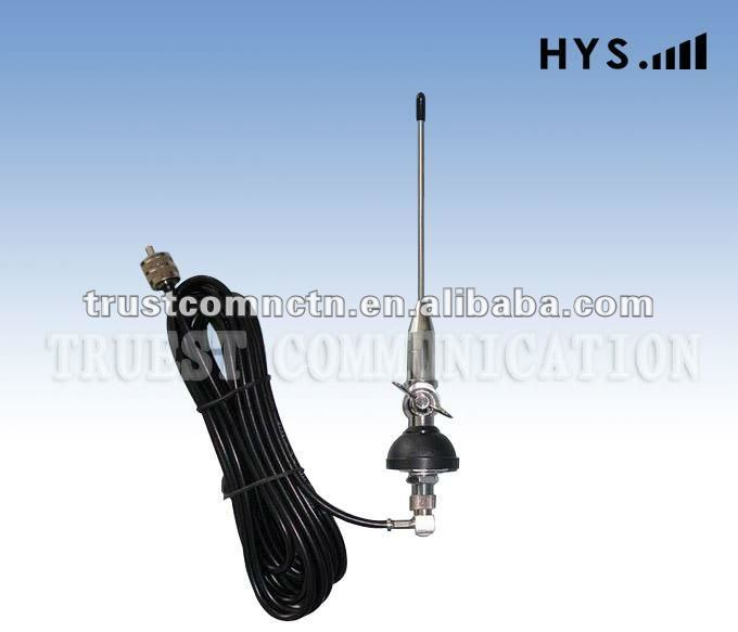 55-550MHz Mobile Rotating Antenna TC-BG-2-55V-M55