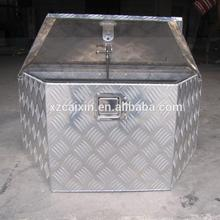 high quality hot sale aluminum tractor tool box for sale