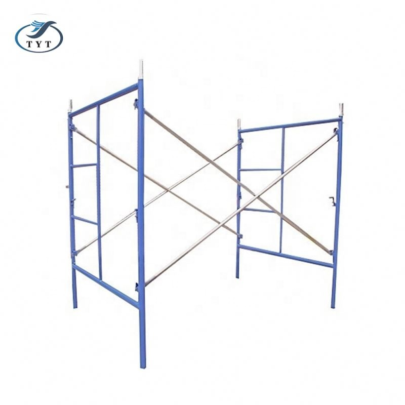 construction_h_frame_scaffolding_system