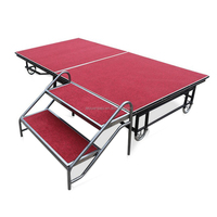 Concert Equipement Used Folded Stage for Events Activity