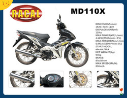 MD110X China 2014 newest design cub motors,eec cub motorcycle for sale,gas scooter 110cc for children