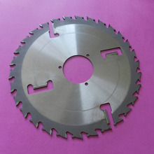 Japan saw blank high performance ripping tungsten carbide tipped circular saw blade with rakers woodworking saw blade