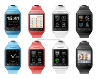2016 Hot Sales S18 Android Smart Watch with Bluetooth 1.54'' Touch Screen
