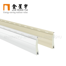 Top sale 40mm aluminium sliding window roller shutter