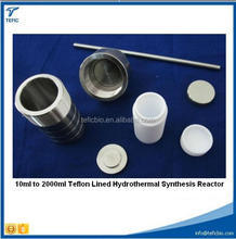 150ML Teflon Lined Hydrothermal Synthesis glass lined Reactor Stainless Steel High-Pressure Digestion Tank