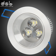 Factory direct sales 3w led spotlight high Luminous Efficiency led spot lights