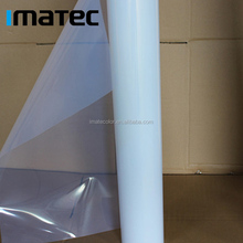 100micron Waterproof Waterbased Polyester Transparency Film For Inkjet Printers Rolls