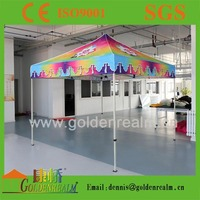 Thermal imprint customer logo advertising event tent