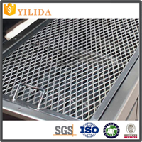 galvanized expanded metal sheeting for walkway