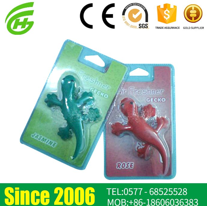 Made In China Dinosaur Shape Soft Plastic Car Air Freshener
