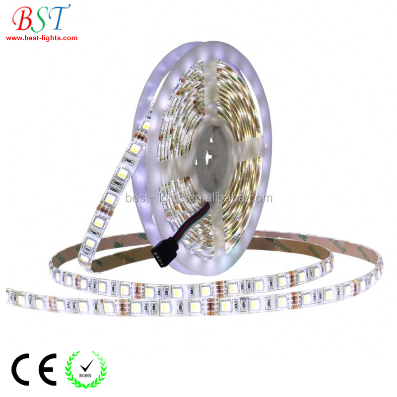 Best Price 60 <strong>Leds</strong> per Meter DC 12V Waterproof SMD 5050 Flexible RGB <strong>Led</strong> Strip Lights