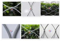 pvc coated wire mesh fence razor wire hog wire fencing