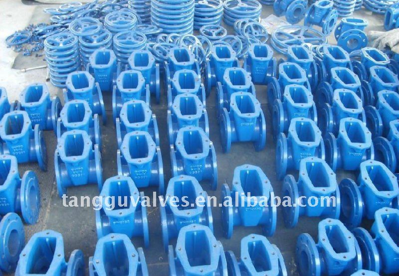 Cast Iron Gate Valve