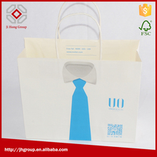 China supplier high quality recycle gift paper bag