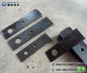 Tungsten Carbide hammer mill blades wholesale price