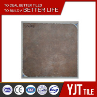 Clip ceramic tile,terrace polished outdoor villa tile