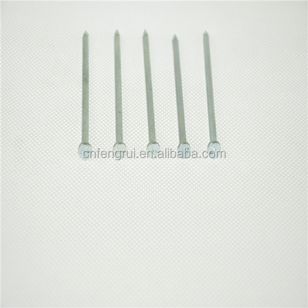 8''Hot Galvanized common nails