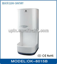 Most Durable,Anti-vandalism,One-piece Molded,Dual Cold and Hot Air Quick Hand Dryer