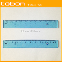 office 20cm plastic drawing measuring scale ruler C312