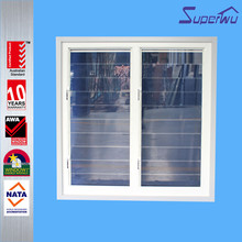 China golden supplier aluminum tempered glass louvre price