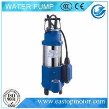 WQD-A ebara pumps for Local drainage with 50/60Hz