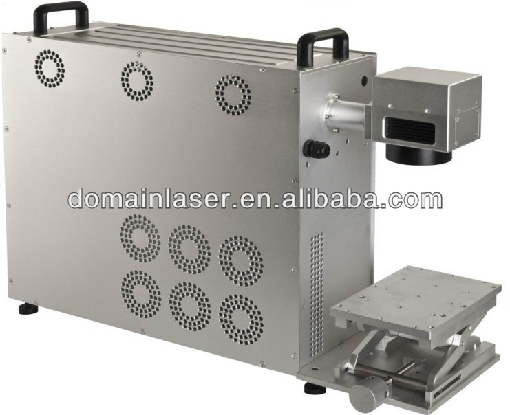 10W Mini Fiber Laser Marker for Lot number