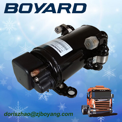 zhejiang boyard <strong>r134a</strong> 12v dc air conditioner <strong>compressor</strong> electric car <strong>ac</strong> <strong>compressor</strong> for portable car air conditioner