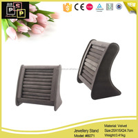 PU Leather Covered Fancy Jewelry Stand,Jewelry Display,Cardboard Stand