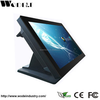 18 moths warranty waterproof and oil-proof 15 inch all in one retail cashier machine
