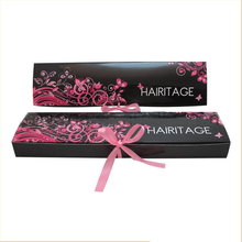 China Product Custom indian hair extension packaging box for gift