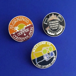 China factory custom cheap and high quality metal crafts hard enamel lapel pins