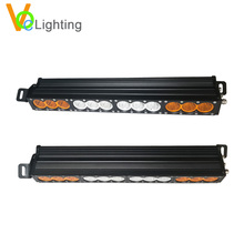 China Supplier Factory Price Aluminum Alloy 132W LED Car Lamp Body