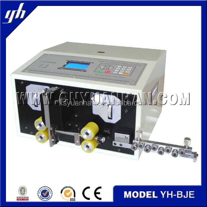 Automatic Wire Cutting and Stripping Machine, wire cable making machine, cable manufacturing equipment
