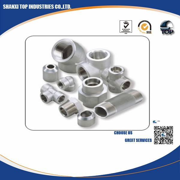 High quality various sizes inch stainless steel pipe