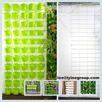 Home Garden Hydroponic Systems Vertical Green